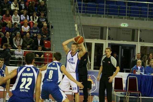 «ПАРМА» выиграла бронзу Кубка Российской Федерации побаскетболу