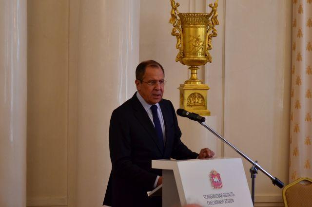 Лавров иМогерини обсудили ситуацию навостоке государства Украины