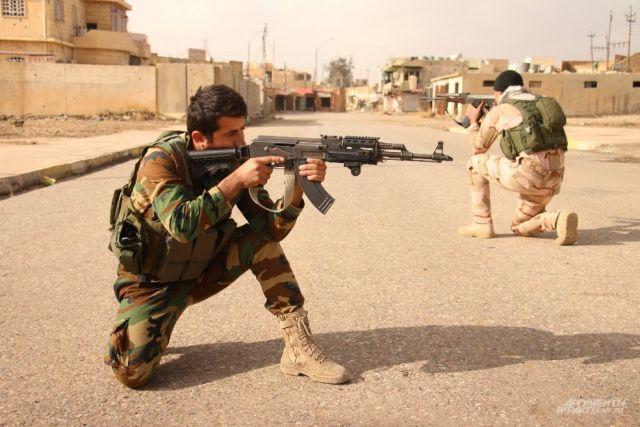 Иракские силы безопасности отбили уИГ аэропорт Мосула