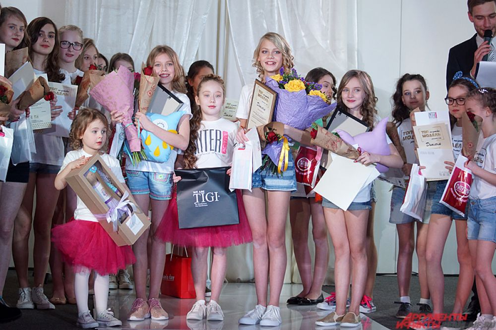 Помимо подарочного диплома и подарков от спонсоров, все финалистки отправятся в Москву, где будут представлять наш регион на всероссийском этапе конкурса и реалити-шоу «Топ-модель по-детски».