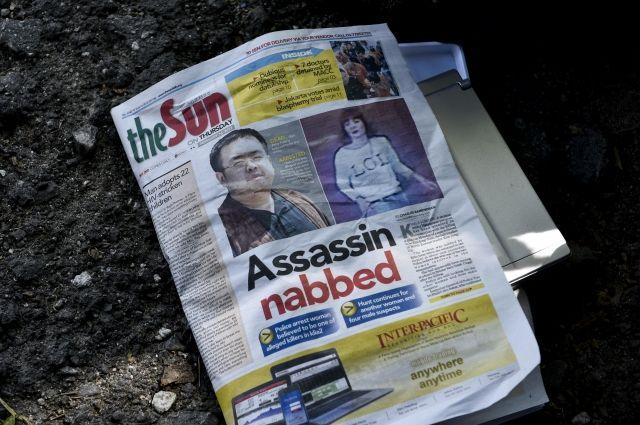 Посол КНДР: Убитый ваэропорту Куала-Лумпура— небрат Ким Чен Ына