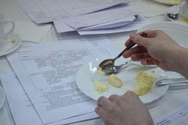 Вмасле имолоке Филимоновского комбината отыскали растительные жиры
