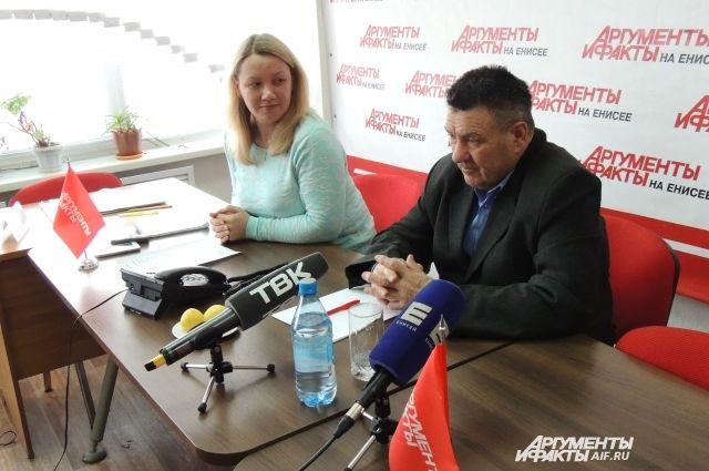 На прямой линии в «АиФ на Енисее» председатель союза садоводов рассказал о начале нового дачного сезона.