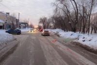 В Оренбурге девушка сбила 8-летнего мальчика