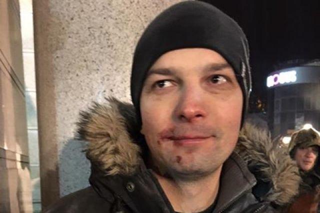 Народный депутат Егор Соболев