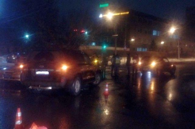 ВРязани вДТП наМихайловском шоссе пострадал ребенок