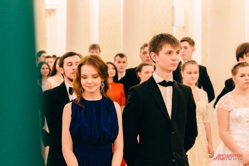 В Казанской ратуше 19 февраля прошел Сретенский бал, посвященный Дню православной молодежи.