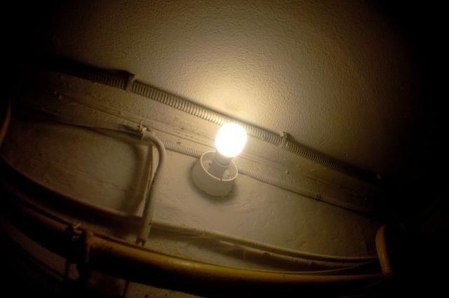 Циклон нарушил электроснабжение вАлтайском крае