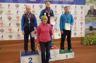 Победители чемпионата России.