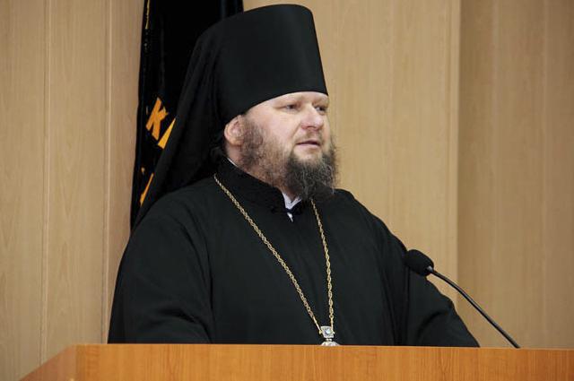 Великий Пост: диета или подвиг? Архиепископ Сумской и Ахтырский Евлогий (Гутченко)