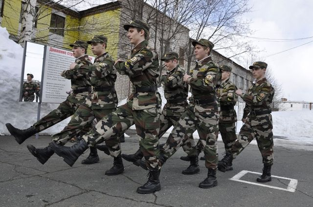 25-летний мужчина заявил, что категорически не желает служить в армии.