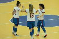 Россиянки обыграли соперниц из Чехии - 6:2 и 4:1.
