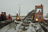 В Омске закупили новую технику для уборки снега.