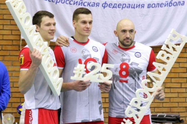 «Ярославич» продолжает удерживать первую строчку таблицы