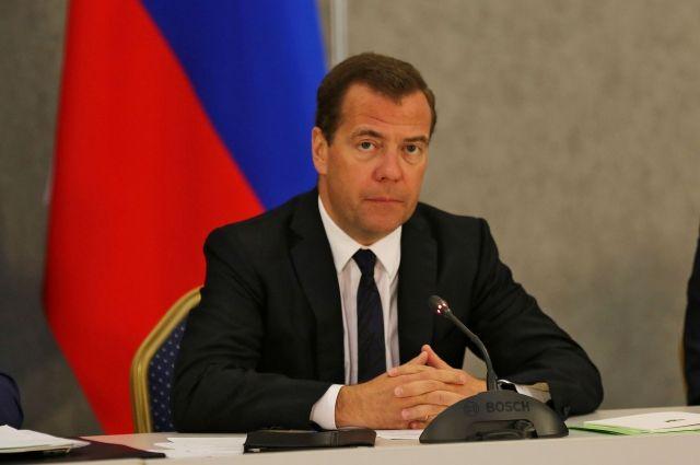 Две территории опережающего развития появятся на Дальнем Востоке – Медведев