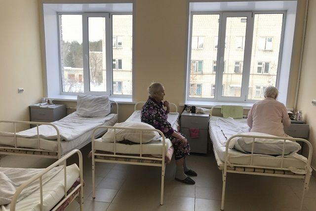 Красноярский край получит 1 млрд руб. нареконструкцию 2-х клиник