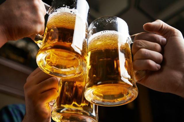 В Украине рекордно упало производство пива