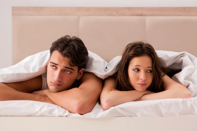 Интимные отношения мужчины и женщины