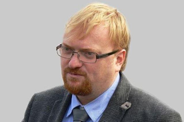 Милонов может навремя потерять право выступления в государственной думе