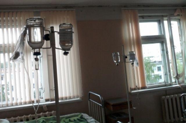 Больной клиники вЖелезногорске упал с12 этажа ивыжил