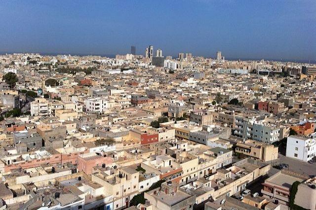 ВТриполи обстреляли кортеж премьера Ливии