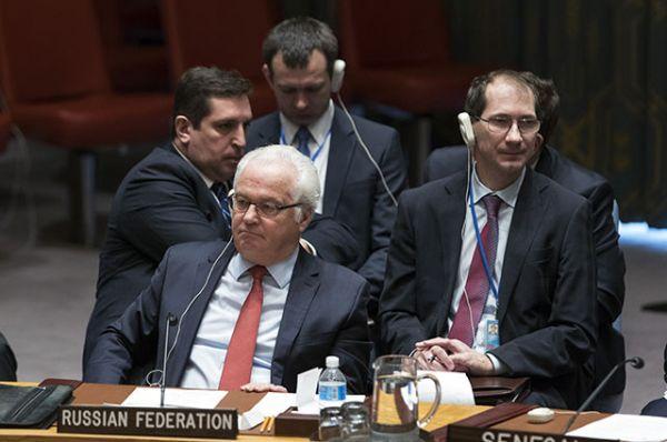Принятие резолюции по перемирию в Сирии. 31 декабря 2016 года.