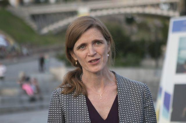 Саманта Пауэр назвала Чуркина маэстро дипломатии