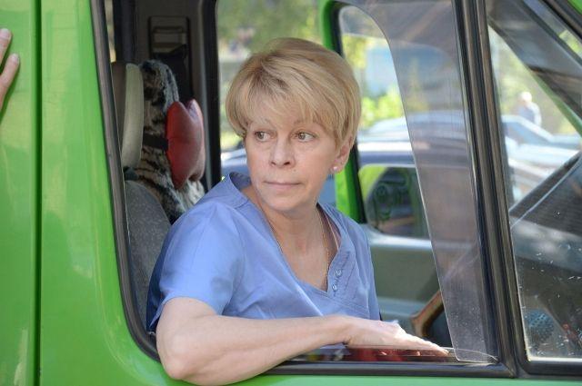 Доктора Лизу наградили высшей наградой Российского Красного Креста