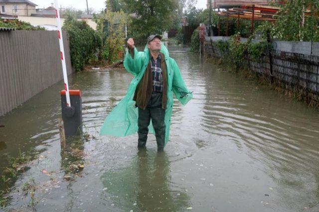 Восемь регионов страны, по мнению ученых, могут уйти под воду.