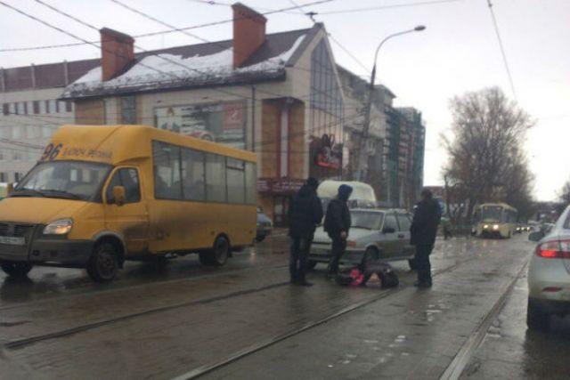 ВУльяновске сбили пенсионерку напешеходном переходе