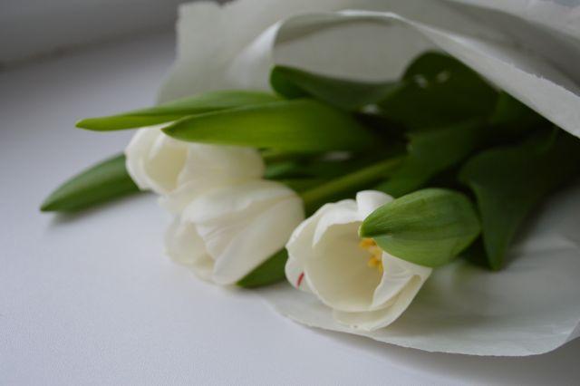 В среднем один тюльпан обойдется в 60 рублей.