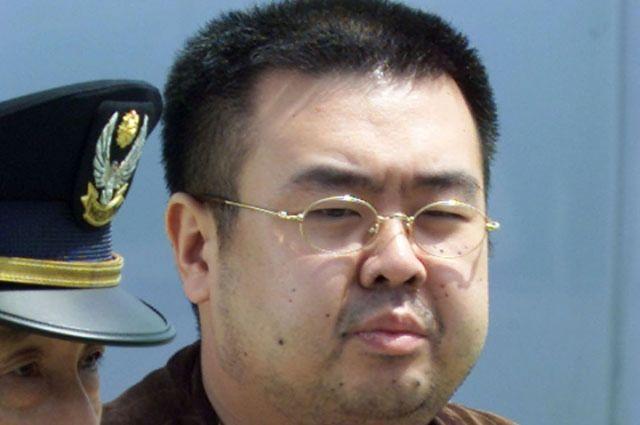 Сын убитого Ким Чен Нама мог прийти в госпиталь под видом военного