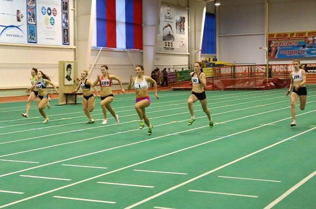 На дистанции 60 метров она показала результат 7,42 секунды.