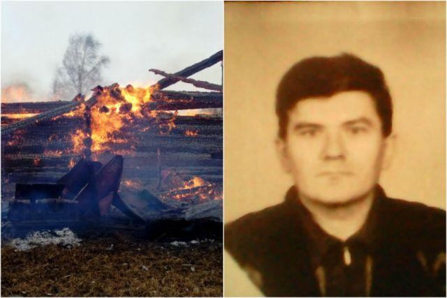 Мужчина спас пенсионерку изгорящего дома вСурском районе