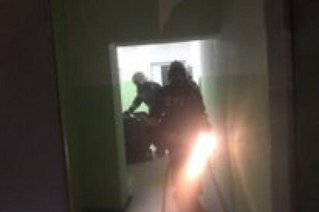 ВоВладимире впроцессе пожара умер 46-летний мужчина