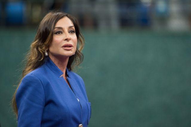 Мехрибан Алиева: «первая леди» Азербайджана стала вице-президентом страны