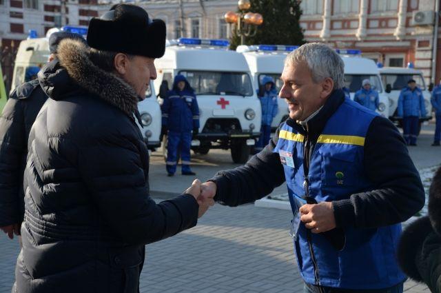 Валерий Радаев дал главам районов поручения врамках губернаторского проекта