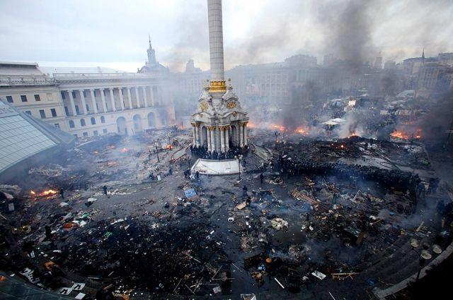 Рада разрешила выделить землю в Киеве под мемориал Небесной сотни и музей Революции достоинства