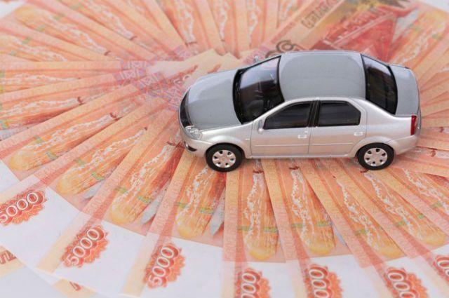 Средний размер автокредита в Российской Федерации в предыдущем году увеличился на14,4%