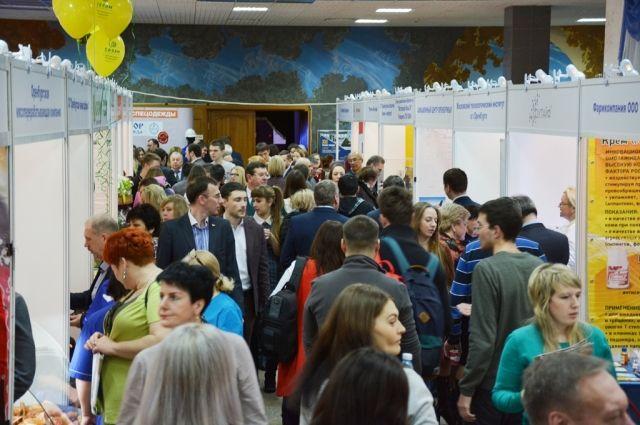 Депутаты горсовета принимают участие в работе XII городского бизнес-форума