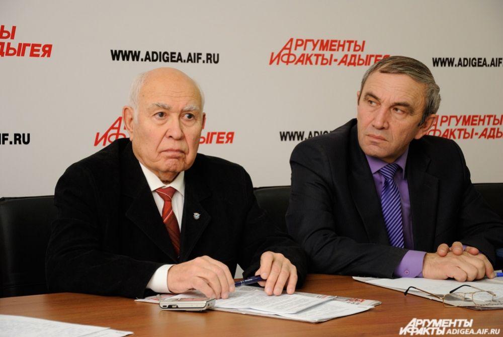 В редакции «АиФ-Адыгея», 2013 год.