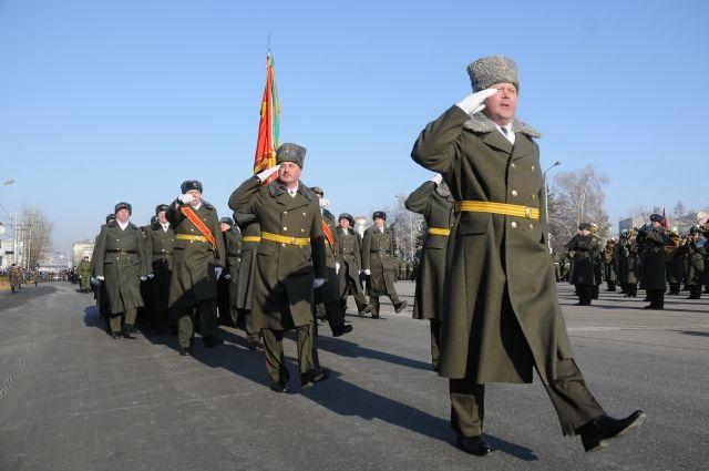 Программа массовых мероприятий на 23 февраля в Мосвке. Справка