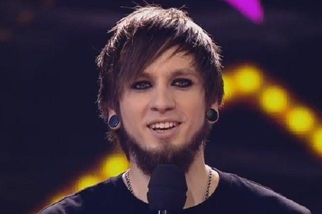 Кирилл Свечников выступил на шоу «Минута славы».