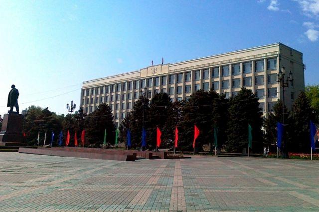 Работники ФСБ изъяли документы вмэрии Махачкалы