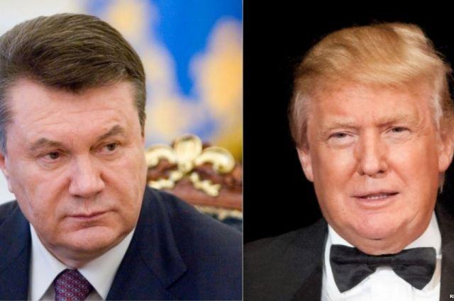 Виктор Янукович готовит письмо  президенту США Дональду Трампу