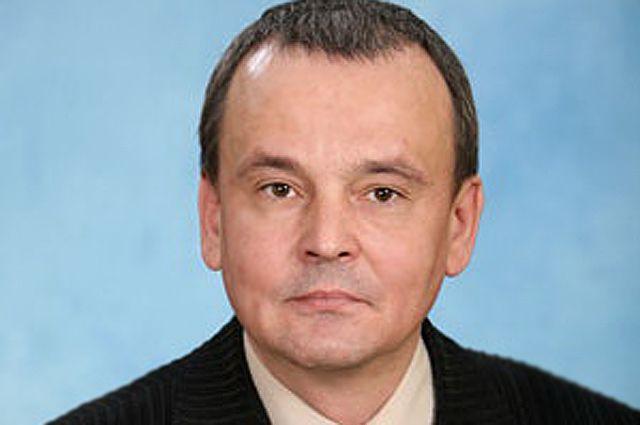 Александр Мымрин.