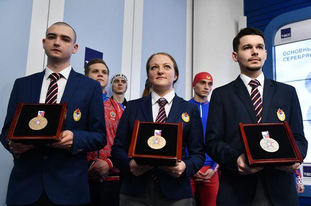 «Медальный план у нас существует». Начальник ЦСКА о Всемирных военных играх