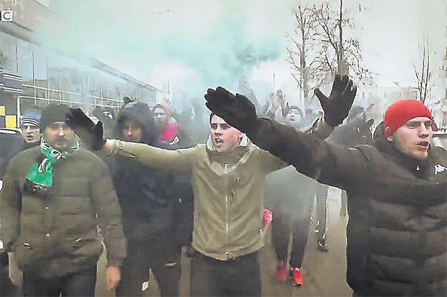 О чем фильм BBC «Армия хулиганов России» и зачем его сняли?