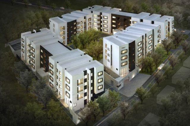 Жилой комплекс MORGANS SIX расположен в одном из самых живописных уголков Иркутского района.