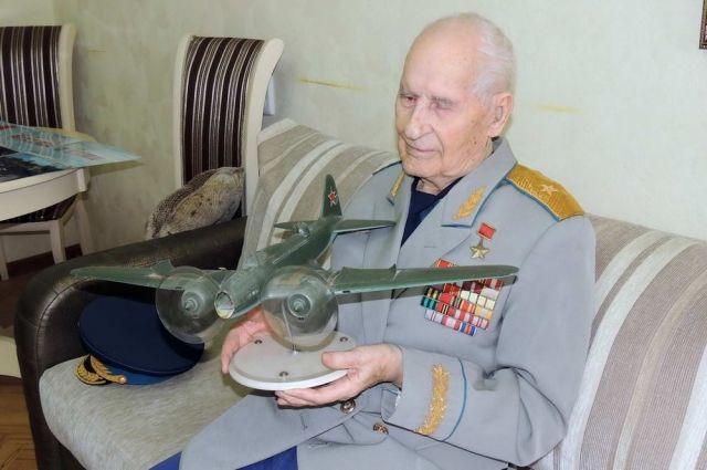 Сто лет лётчика Жугана. Герой Советского Союза отмечает вековой юбилей - Real estate
